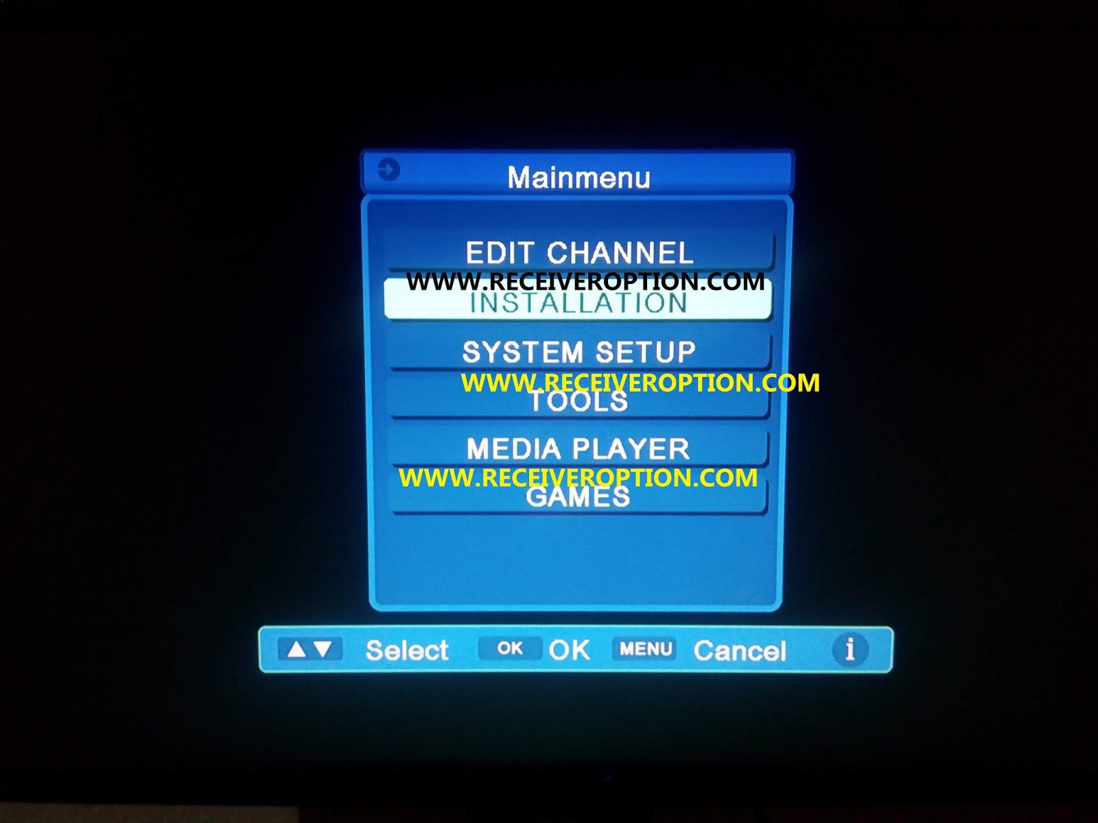 ALI3510C AUTO ROLL POWERVU KEY NEW SOFTWARE FOR GREEN GOTO - HOW TO