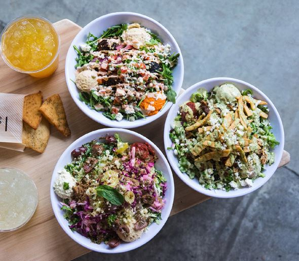 June 1 | CAVA Grill Grand Opens in Costa Mesa With Free Meals
