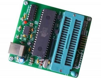 Lựa chọn mạch nạp cho vi điều khiển 8051