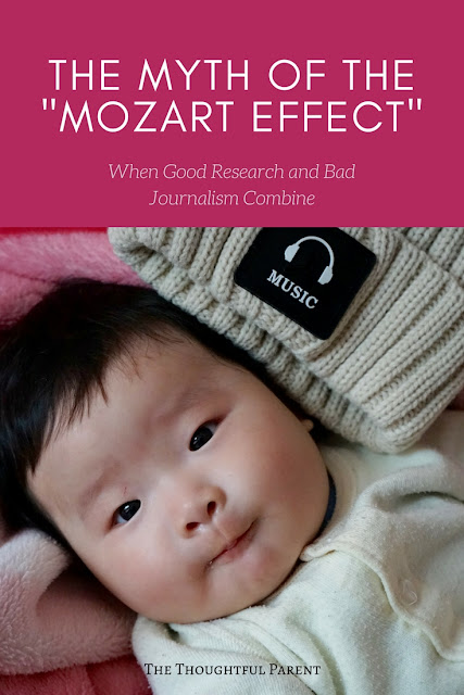 The Myth of the Mozart Effect