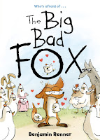 Review of The Big Bad Fox by Benjamin Renner