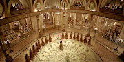 Grand view of Aaina Mahal in Bajirao Mastani