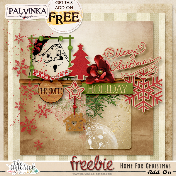 Brand NEW FREEBIE for today & last chance to save ;)
