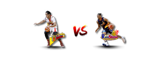 May 13: SMB vs Rain or Shine, 6:45pm Ynares Center Antipolo