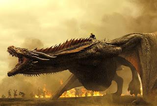 juego de tronos: respira fuego con las nuevas imagenes de la septima temporada
