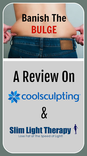 Banish the bulge a review on CoolSculpting and Red Light Therapy at Slim Silhouettes By Barbies Beauty Bits