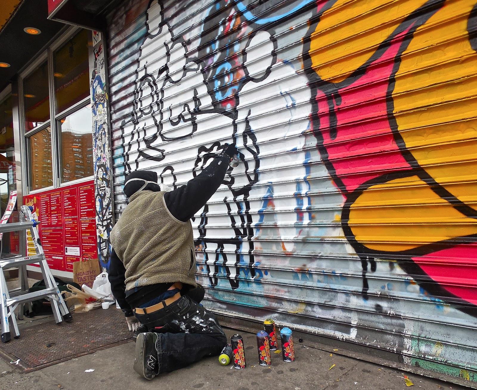 Huffington Post's Street Art Map of New York City ... |Nyc Street Art