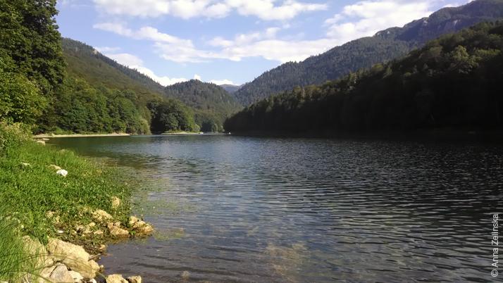 Биоградское озеро, Черногория