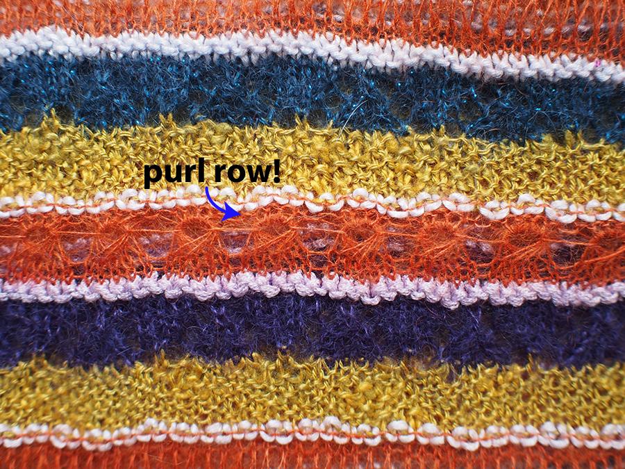 Revolutionary Knitting Circle : Unlike a virgin madonna from rowan magazine