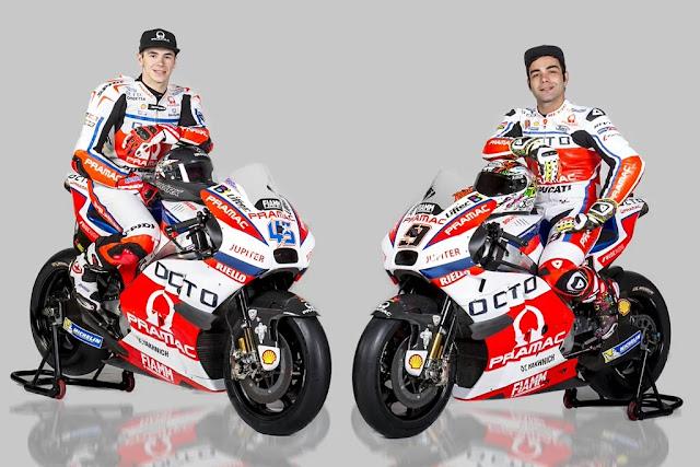 Tim Satelit Ducati Ingin Gunakan Motor Lorenzo