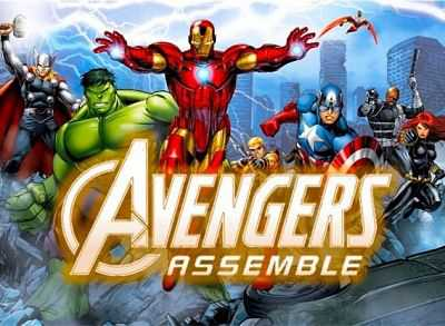 Avengers Assemble Cartoon Season 1 Hindi Download Episode 1st To 26th BluRay