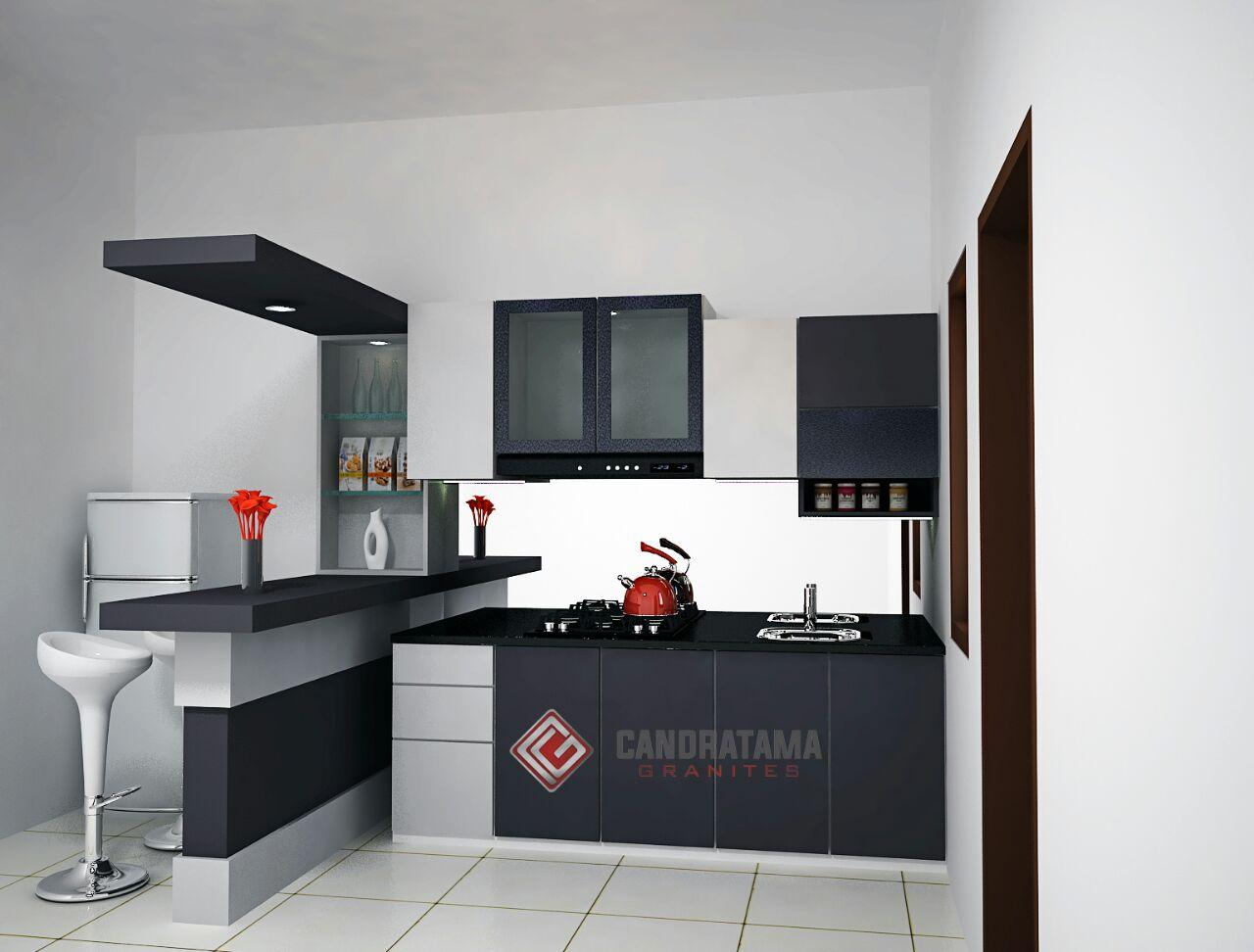 Jasa Interior Desain Desain Interior Dapur Bersih Desain