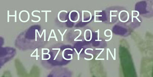 HOST CODE FOR MAY 2019