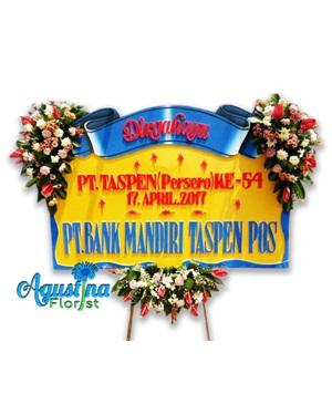 Banner Ucapan Wisuda : banner, ucapan, wisuda, Bunga, Lamongan