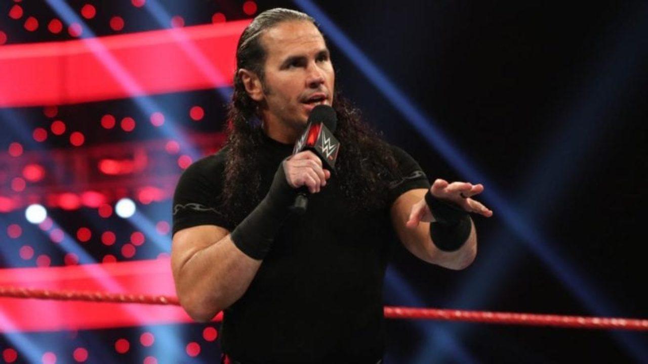 Novos indícios de que Matt Hardy irá para a AEW