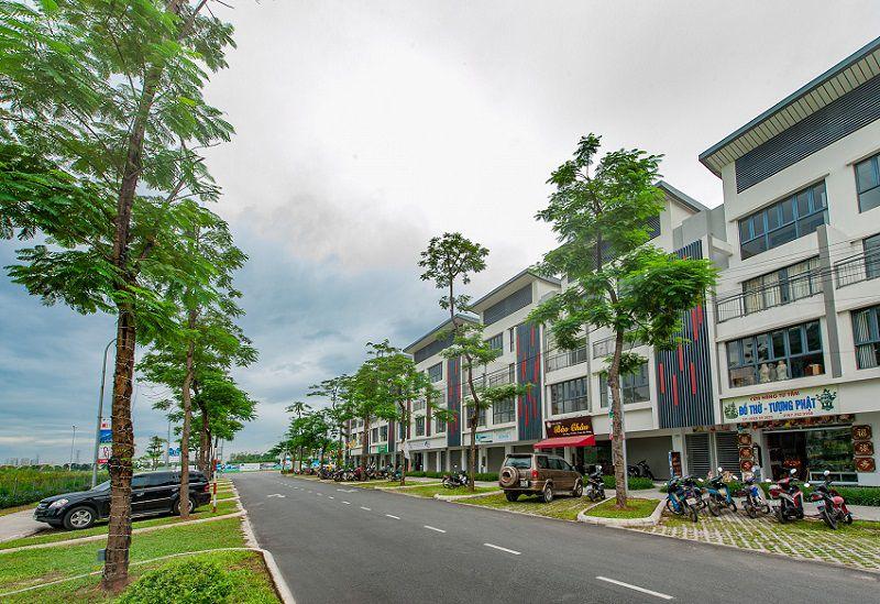 Nhà phố thương mại Gamuda - Shophouse Gamuda gardens Hà Nội