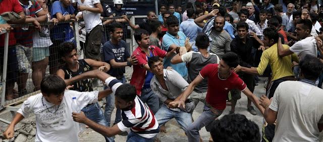 Δημοσκόπηση: Το 86% των Ελλήνων θέλουν την απέλαση των παράνομων μεταναστών