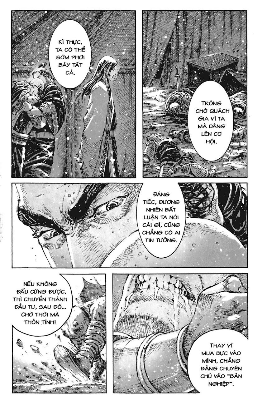 Hỏa phụng liêu nguyên Chương 435: Lâm nguy thụ mệnh [Remake] trang 22