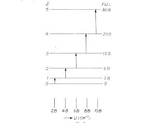 Diatomic molecule as a Rigid Rotator