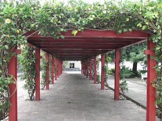 Patio Palacio de Lecumberri.