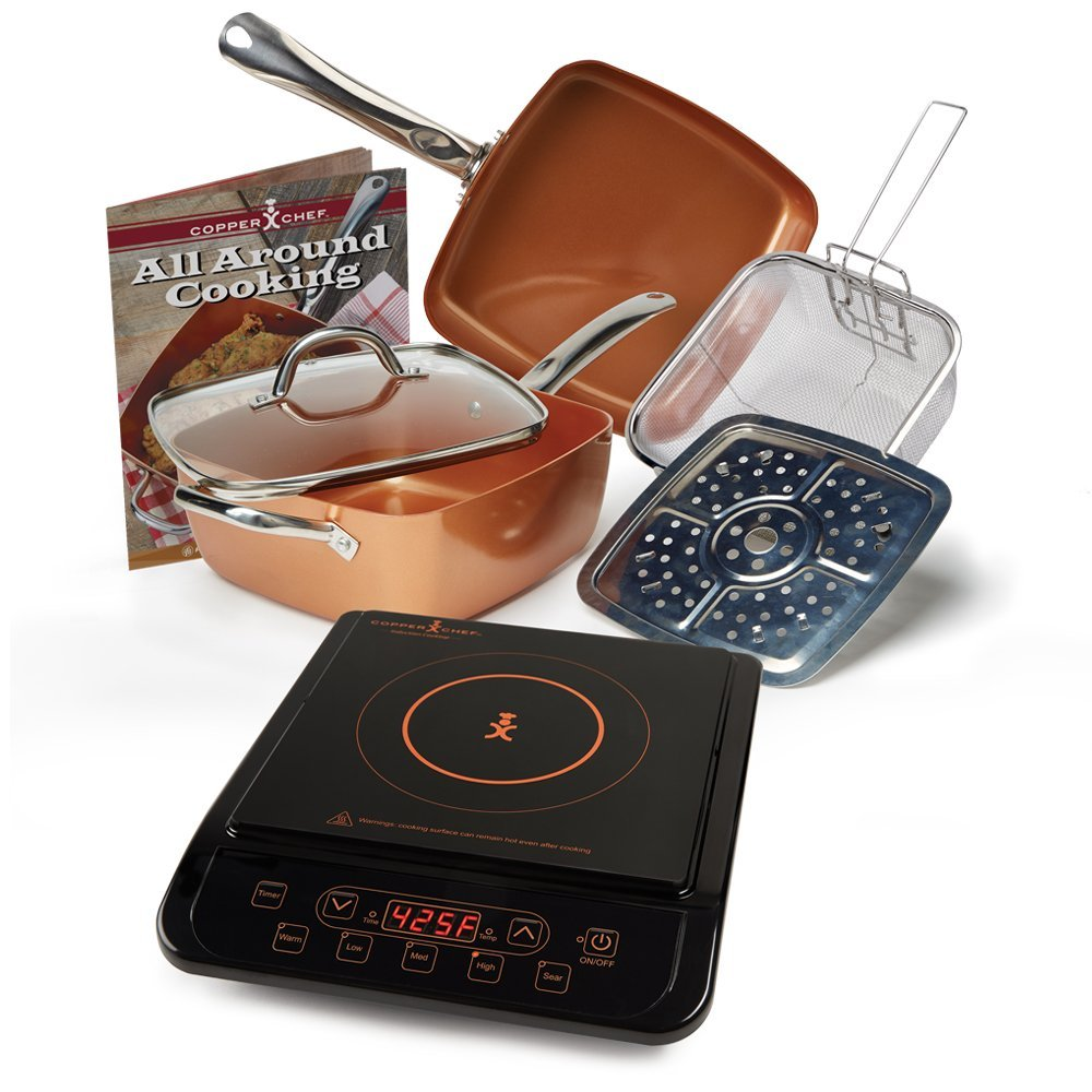 Recipes Copper Chef Induction Cooktop