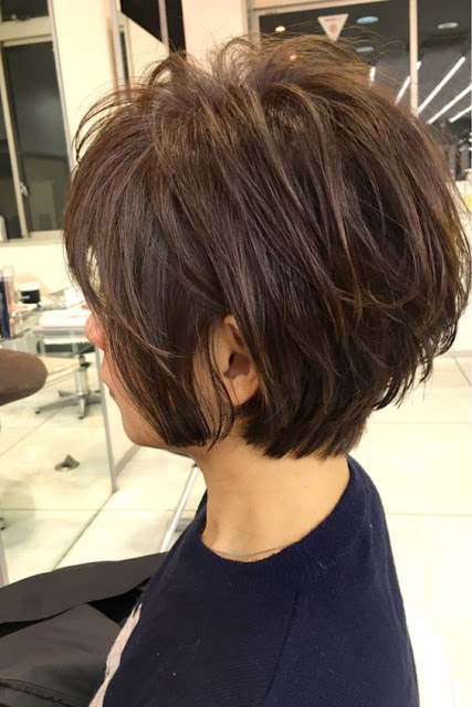 Top 3 Short Hair Style of this week.