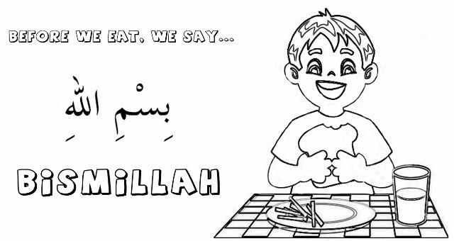 Adab dan Doa Sebelum Makan Dalam Islam
