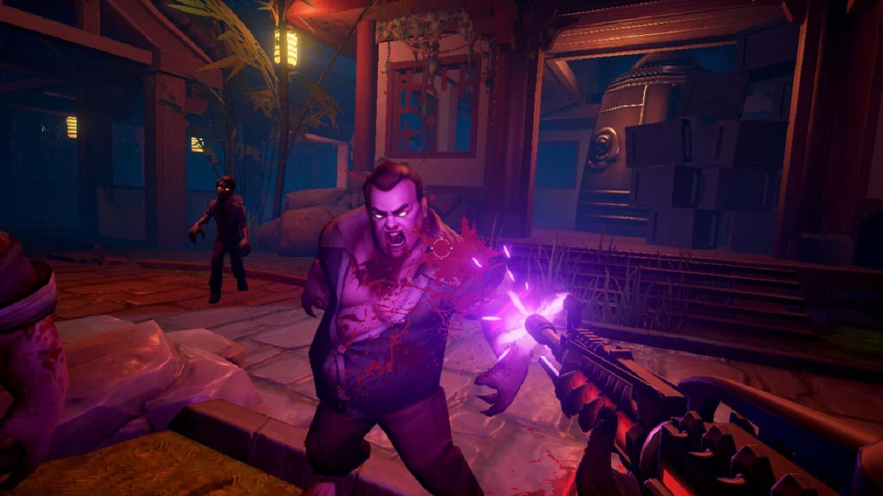 تحميل لعبة Zombie Trigger