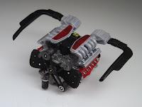 Ferrari Testarossa 512tr - Kit Revell 1/24 - Estrela