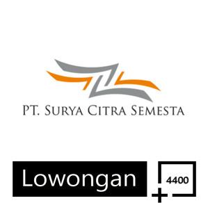 Lowongan Kerja PT Surya Citra Semesta (SCS Group)