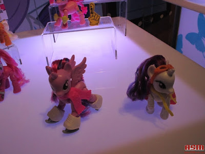 Articulated Brushables for 2016 MLP Twilight Sparkle Rarity