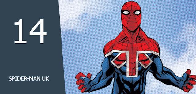 berbagai macam spiderman