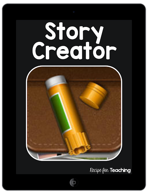 https://itunes.apple.com/us/app/story-creator-easy-story-book/id545369477?mt=8