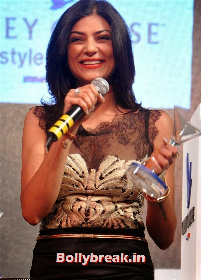 Sushmita Sen, Bollywood Celebs Sizzle at Grey Goose Style Du Jour 2013