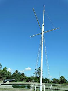 Mastro de Navio - Parque Marinha do Brasil