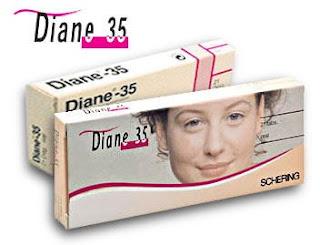 thuốc tránh thai diane 35 trị mụn