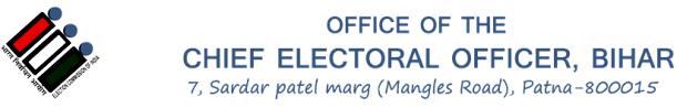 CEO Bihar official website