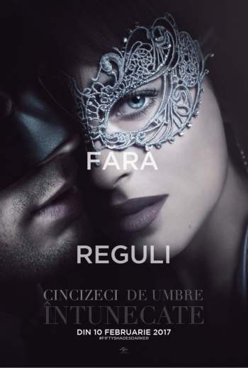 Fifty Shades Darker continuarea cunoscutului Fifty shades of Grey
