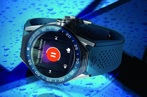 "TAG Heuer Connected Modular 45 smartwatch announced with 1.39"" screen, Intel Atom Z34XX processor and Android Wear 2.0"