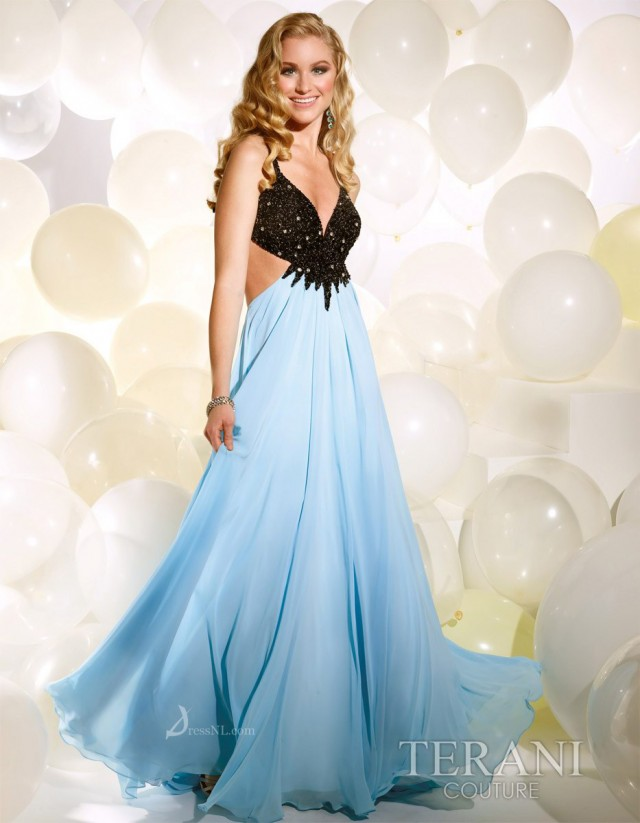 Increíbles vestidos de moda | Colección vestidos Celestes