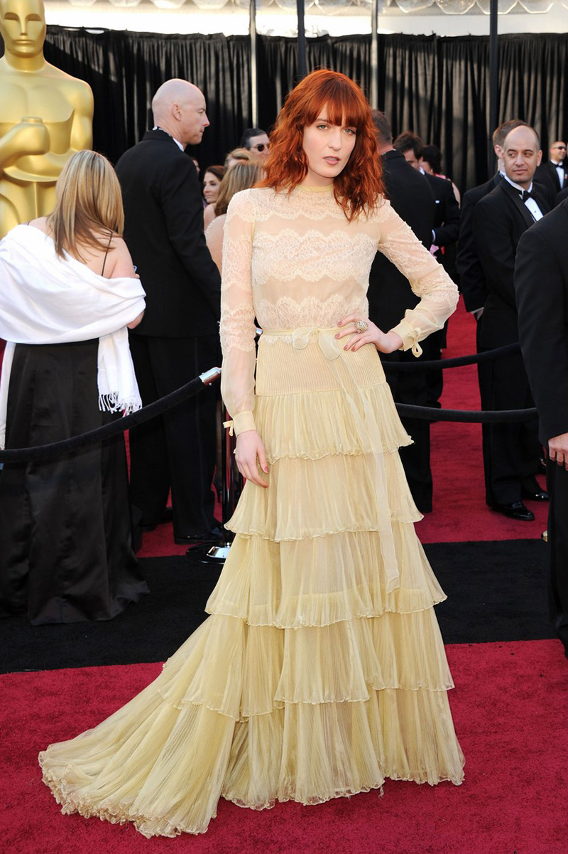 My picks for the 20 fugliest red carpet oscar dresses of - Designer red carpet dresses ...