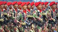 hut 66 kopassus,Korps Pasukan Khusus (Kopassus), Rpkad, kkad, pasukan elite Indonesia, Berani Benar Berhasil
