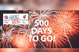 Tick Tock, Tick Tock: Tokyo Olympics Clock Hits 500-day Mark