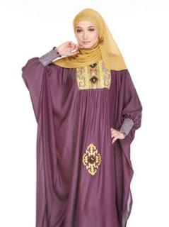 Baju hamil muslim modis untuk pesta