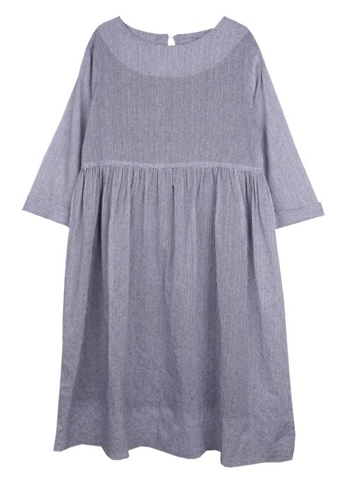 High Waist Midi Dress