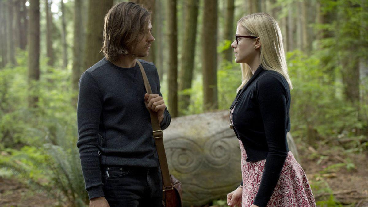 Alice y Quentin en los boques de Filory