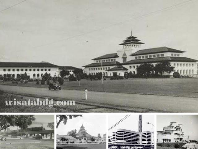 Wisata Tematik: Jelajah Wisata Sejarah di Bandung