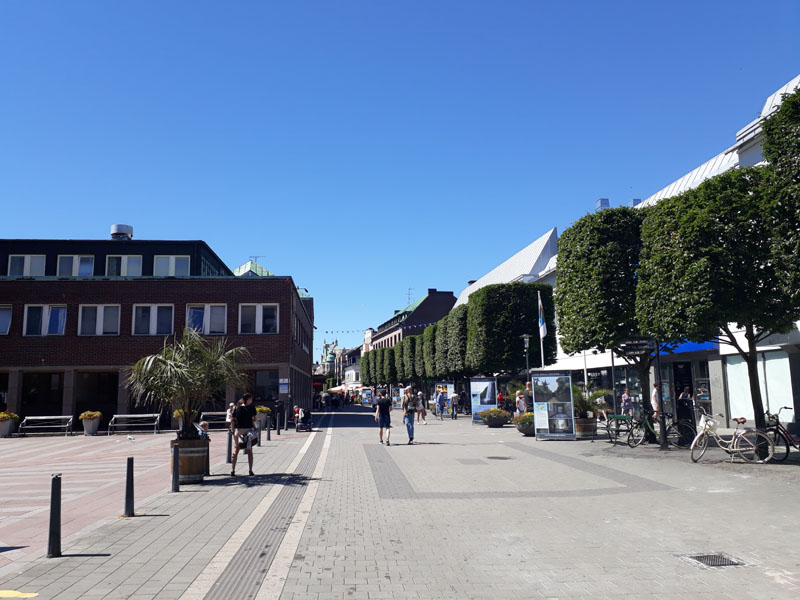 Strada a Trelleborg