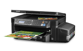 Epson Eco-Tank Wireless Colour Printer - Amazon.ca