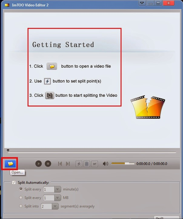 Cara mudah split video dengan aplikasi ImTOO Video Editor